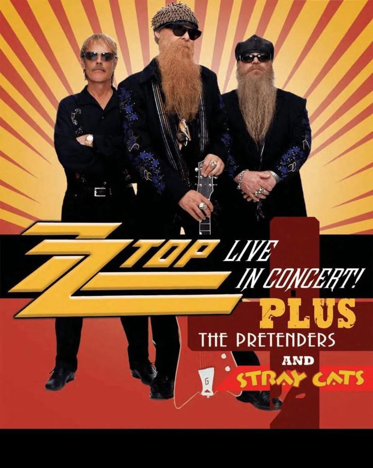 pretenders live shows 2007