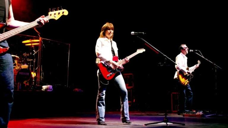 pretenders live shows 2004