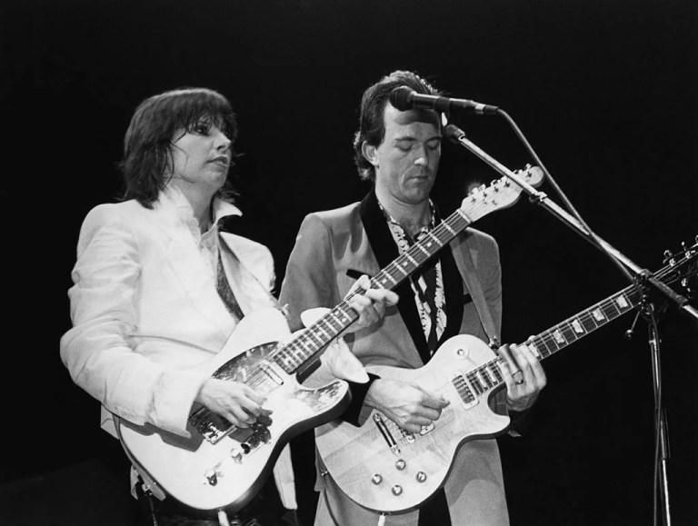 pretenders live shows 1983