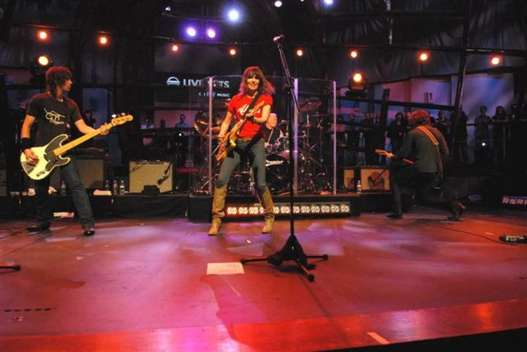 Pretenders - Nissan Live Sets 11/08/2008