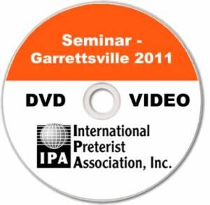 Seminar – Garrettsville 2011 (3 DVDs)