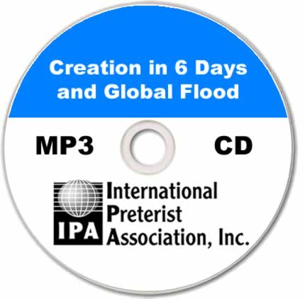 Creation (6 days) & Global Flood (5 tracks)