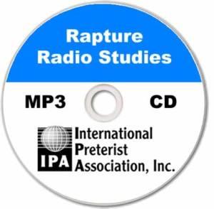 Rapture Radio Studies (4 tracks)