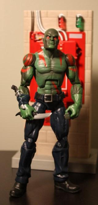 Hasbro Marvel Legends Drax