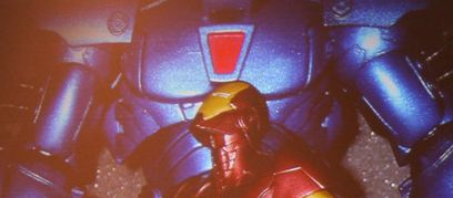 SDCC 2012 - Iron Man Legends - Iron Monger