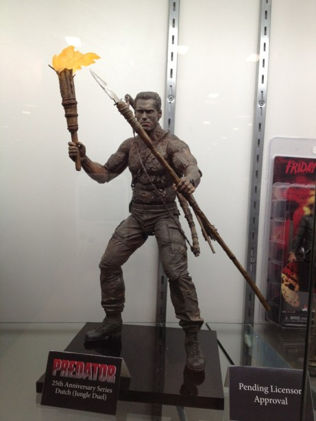 SDCC 2012 - NECA Predator Dutch