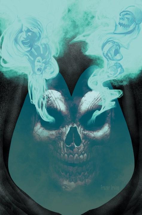 The Origin of Skeletor #1 Cover