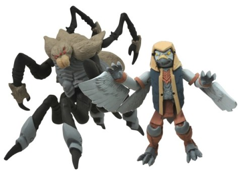 Diamond Select Battle Beast Minimates