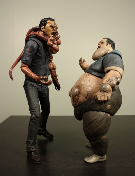 NECA Left 4 Dead Smoker Review