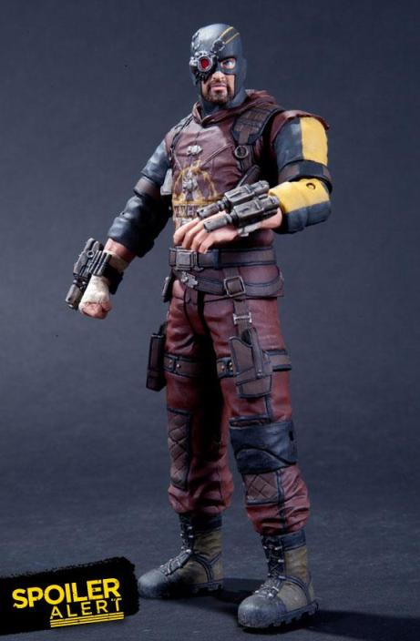 DC Collectibles Arkham City Deadshot