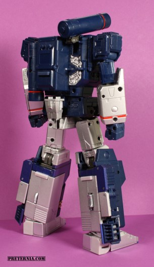 Takara MP-13 Soundwave Review