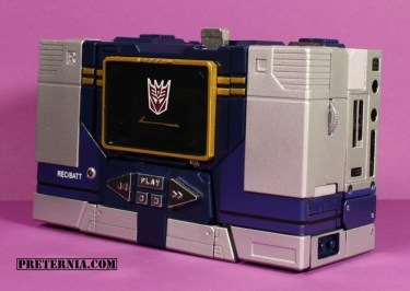 Takara MP-13 Soundwave Review