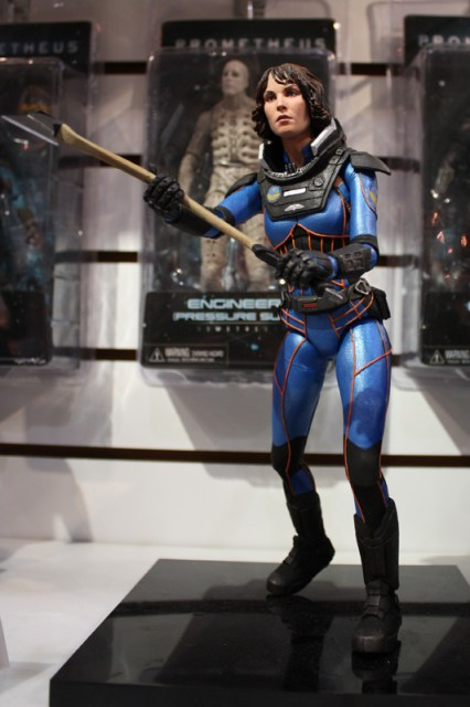 Toy Fair 2013 - Prometheus Series 3 Shaw