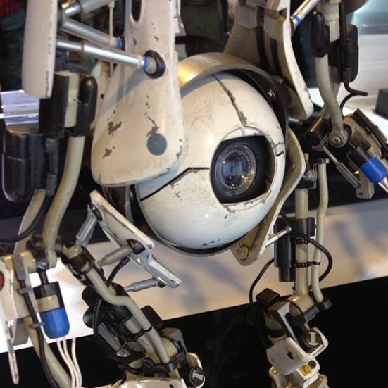 threeA Atlas and P-Body Portal 2