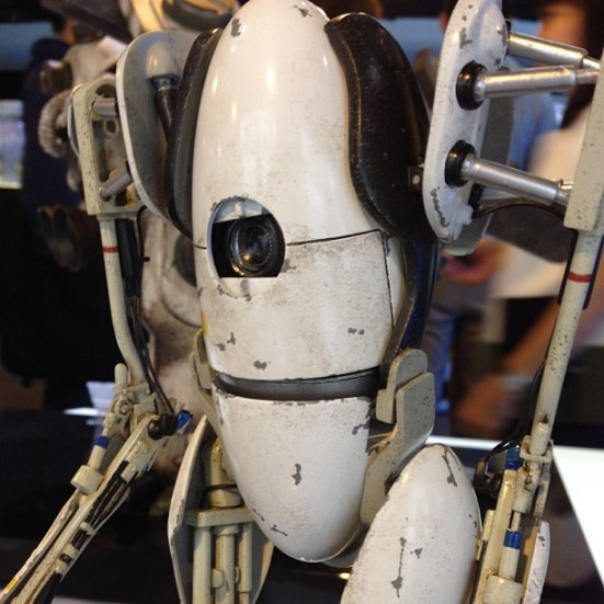 threeA Atlas and P-Body Portal 2