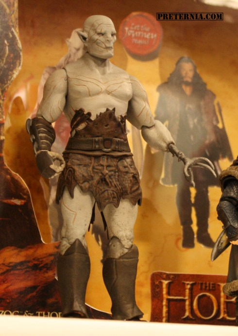 Bridge Direct - The Hobbit SDCC 2013 Azog