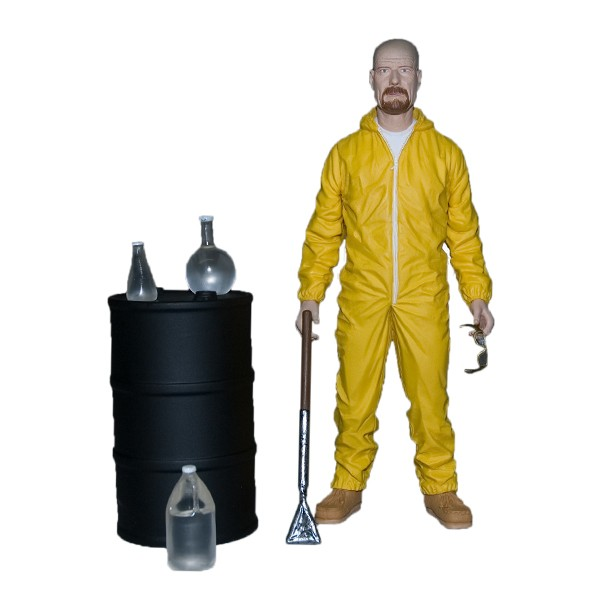 Mezco SDCC 2013 Exclusive Walter White Breaking Bad