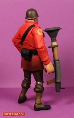 NECA Valve TF2 Soldier