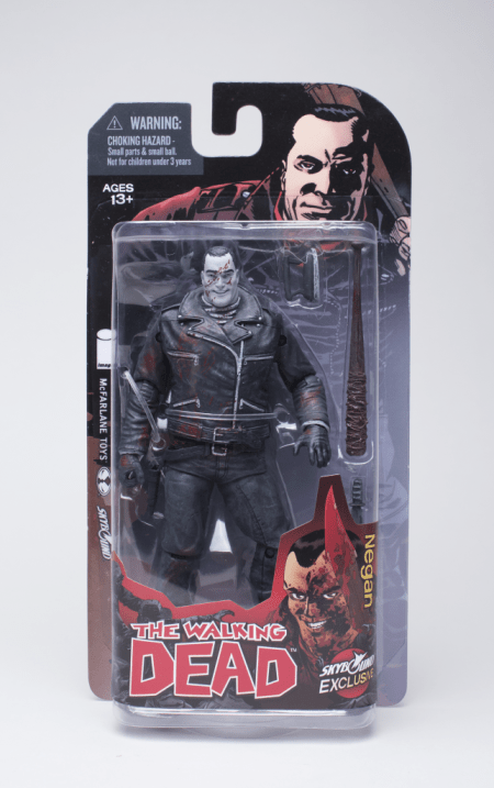 Black Friday Walking Dead Comic Series Negan McFarlane