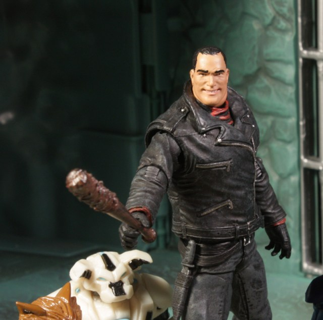 McFarlane Toys The Walking Dead Negan Exclusive Figure Review