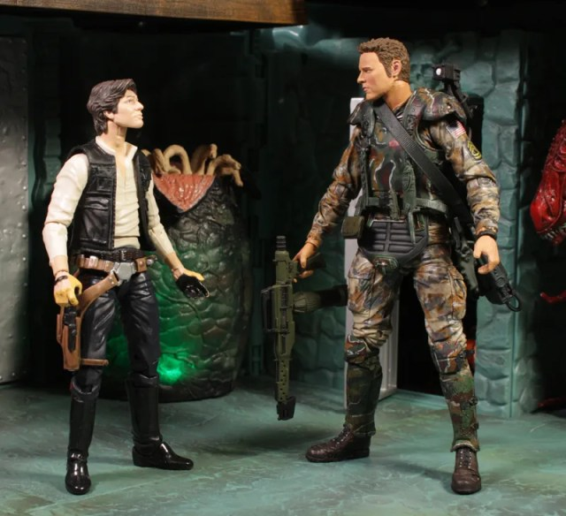 NECA Aliens Series 2 Sergeant Craig Windrix Review
