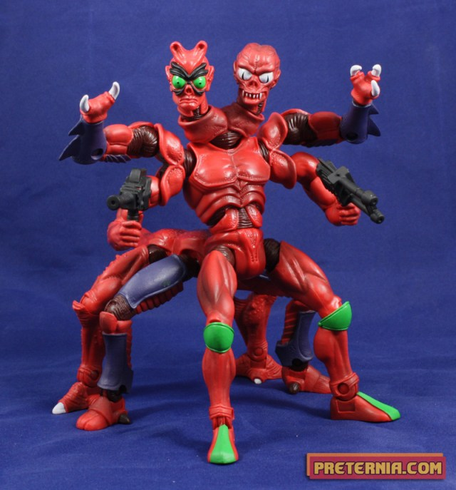 Mattel MOTUC Masters of the Universe Classics Modulok Review
