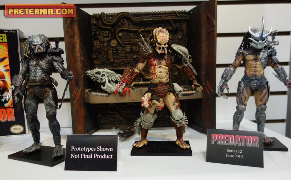 Toy Fair 2014: NECA Predator « Preternia