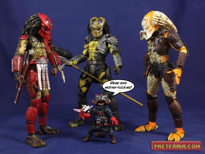 NECA Predator Series 11 Wasp Predator Dead End Review