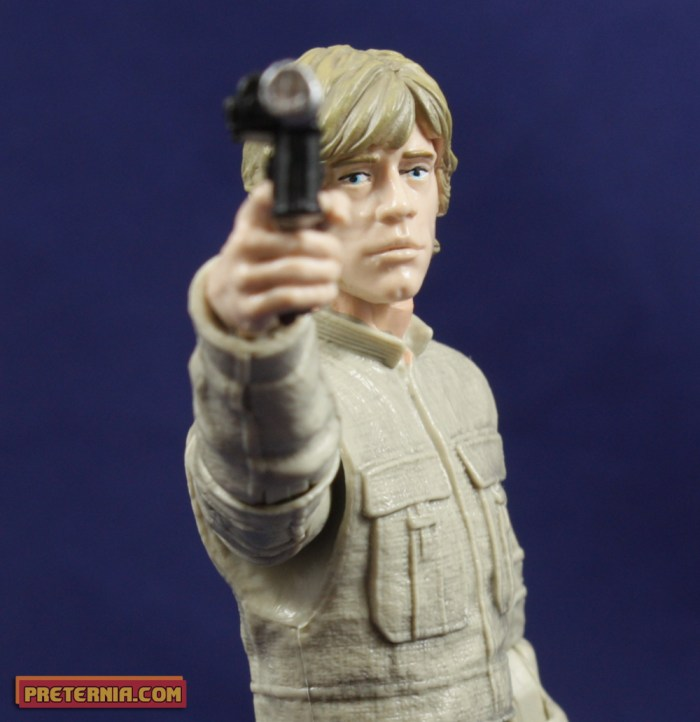 Hasbro Star Wars Black Six Inch Bespin Luke Skywalker Review