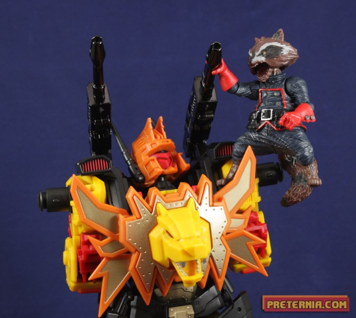 Mastermind Creations MMC Feral Rex