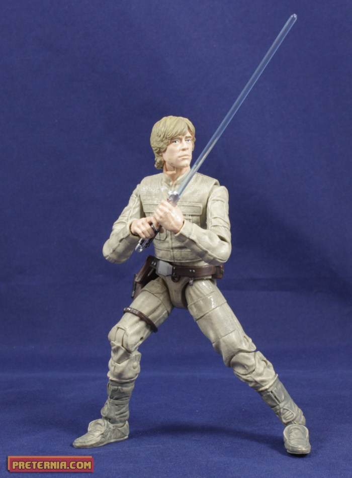 Hasbro Star Wars Black Six Inch Bespin Luke Skywalker Review
