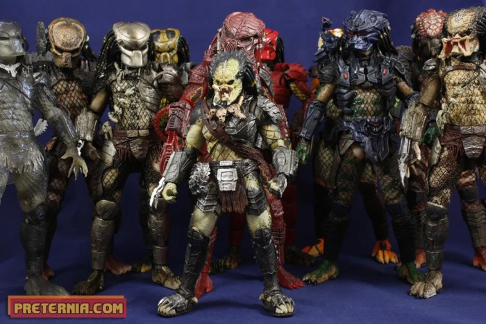 S.H. MonsterArts Alien vs Predator AvP:R Wolf Predator Review