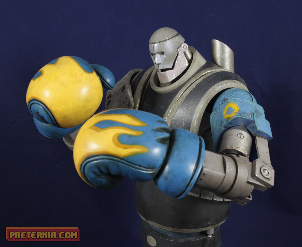 3A Team Fortress 2 1/6 Robot Heavy Review « Preternia