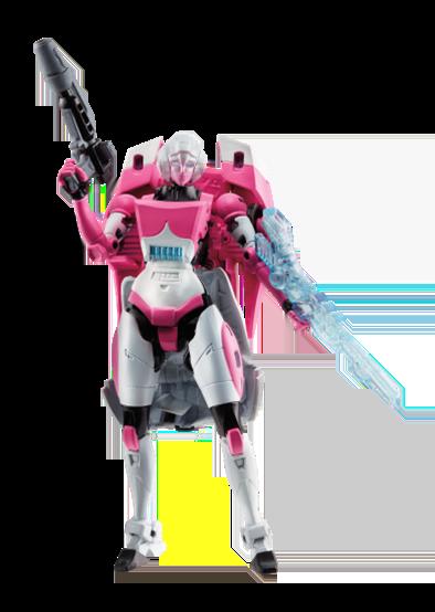 Gen Deluxe Arcee bot