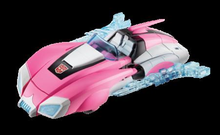 Gen Deluxe Arcee car