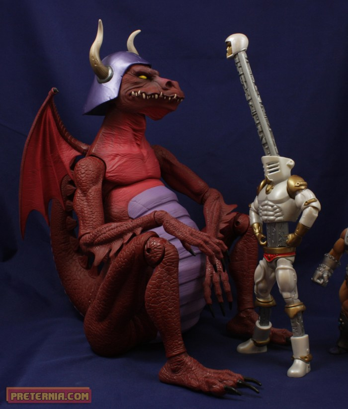 Mattel Masters of the Universe Classics MOTUC Extendar Review