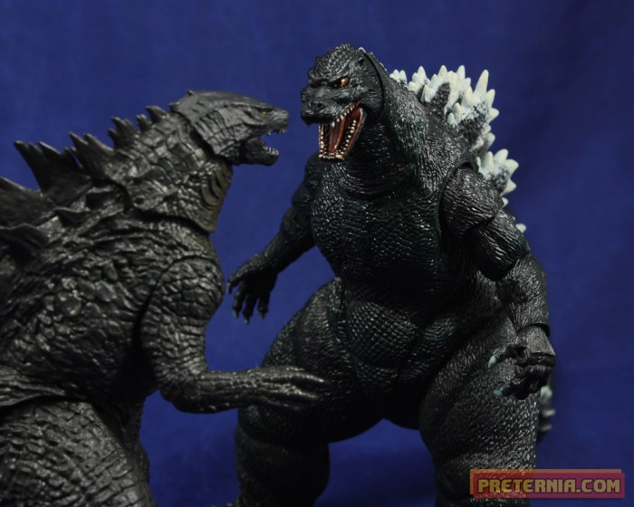 NECA 1994 Godzilla Review