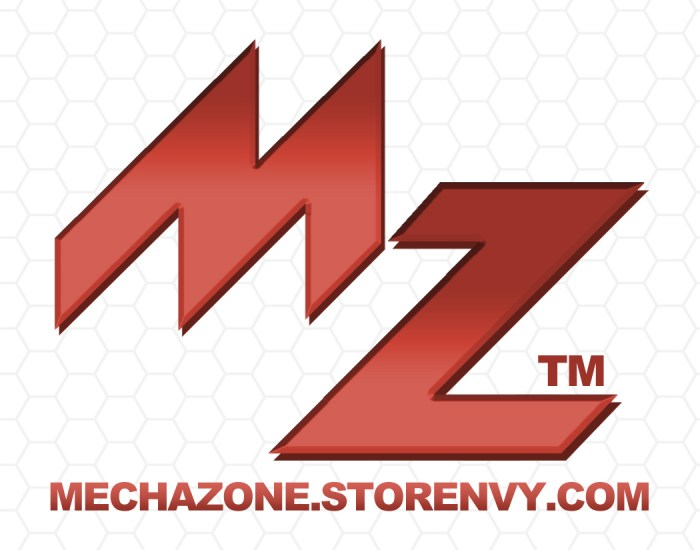 Mecha Zone Logo
