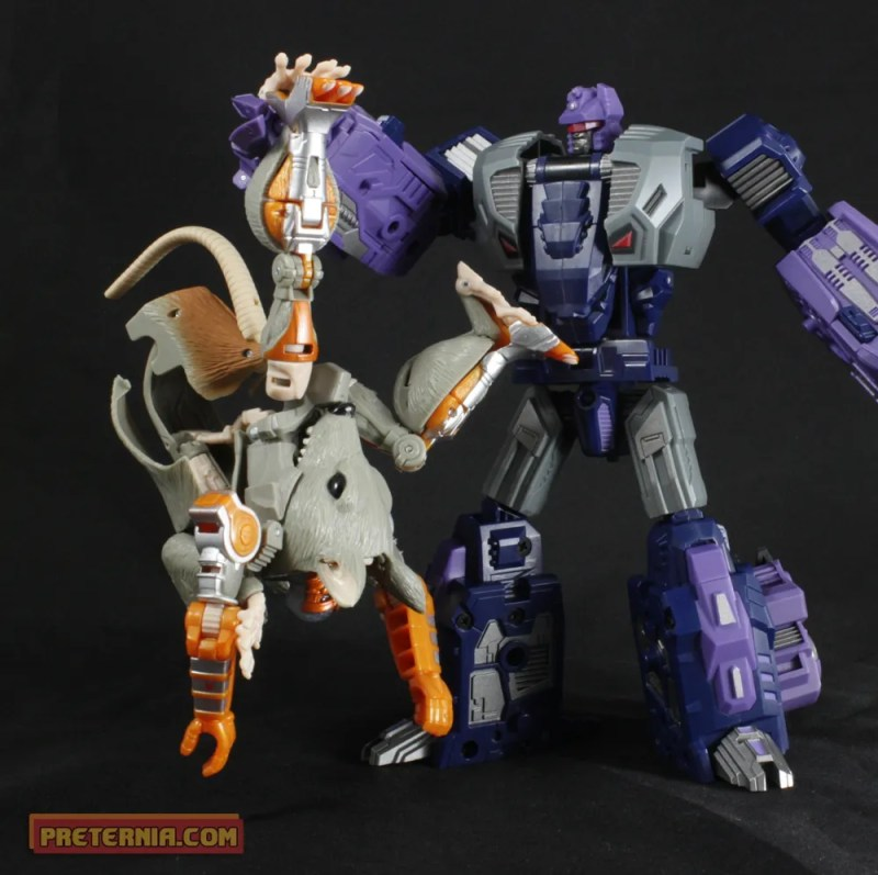 Transformers Unique Toys Troll Blot Review Third Party
