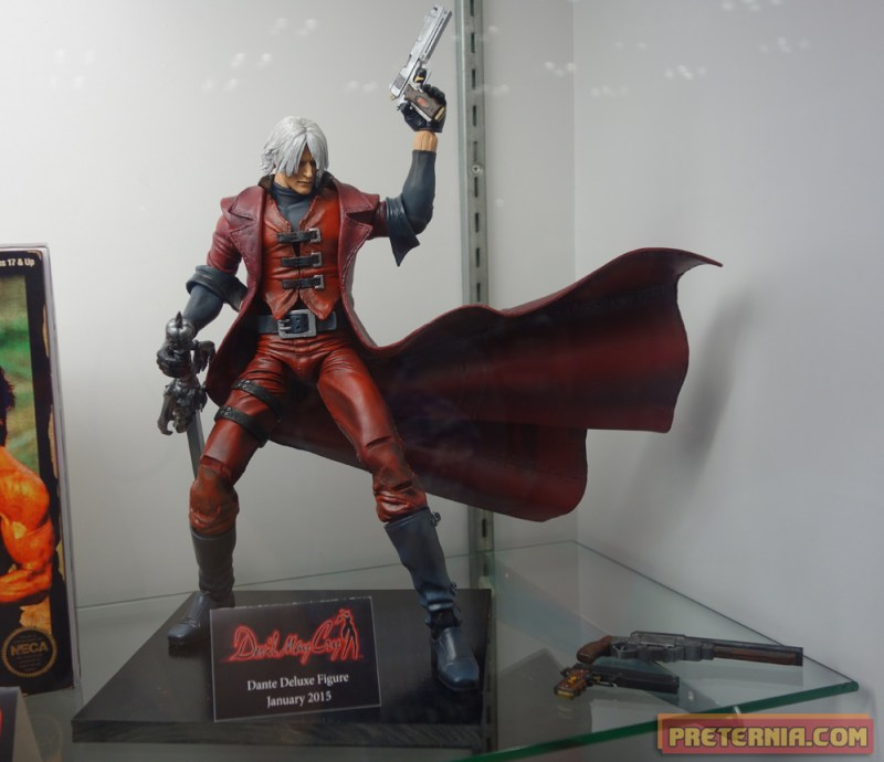 NYCC 2014 NECA Devil May Cry Dante Deluxe