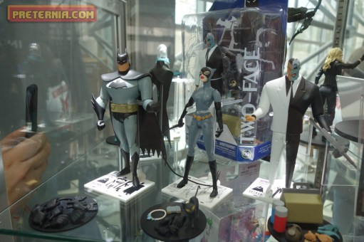 NYCC 2014 DC Collectibles Batman Animated