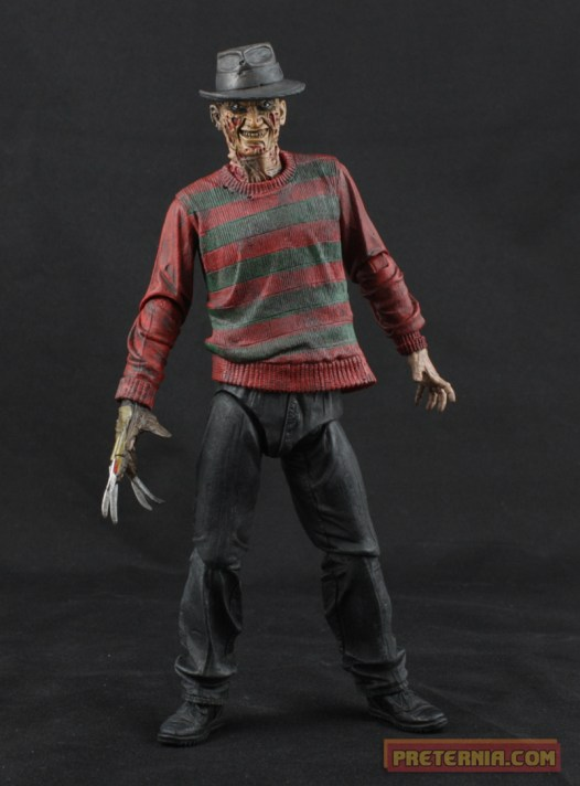 NECA Nightmare on Elm Street Ultimate Freddy Krueger