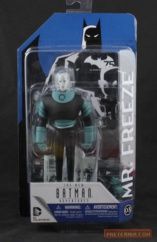 DC Collectibles New Adventures of Batman Mr. Freeze