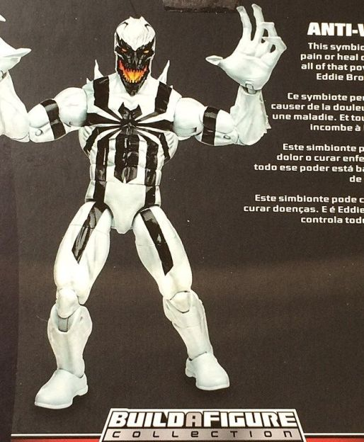 Marvel Legends Spider-Man Infinite 2015 Anti-Venom
