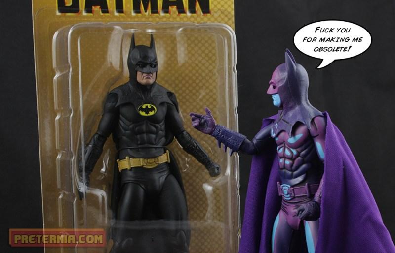 NECA 1989 Michael Keaton Batman