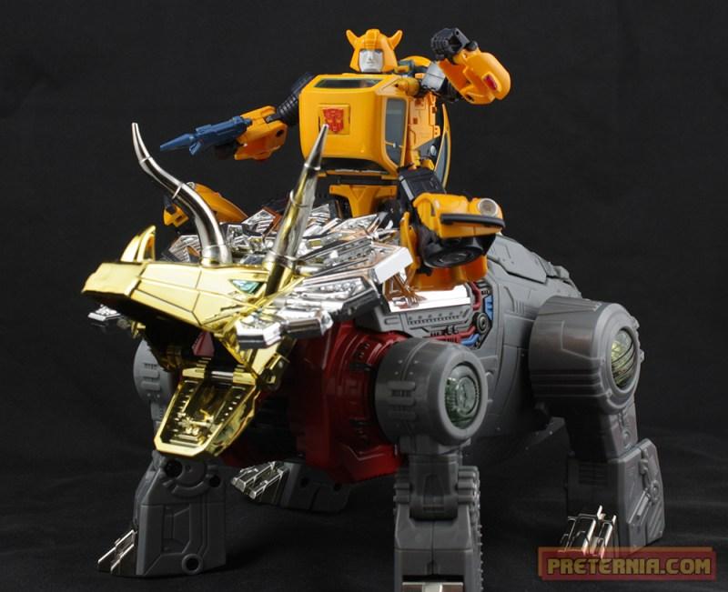 Takara TOMY MP Bumblebee Fans Toys Scoria