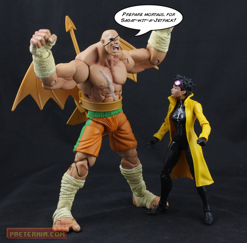 Hasbro Marvel Legends Jubilee BAF