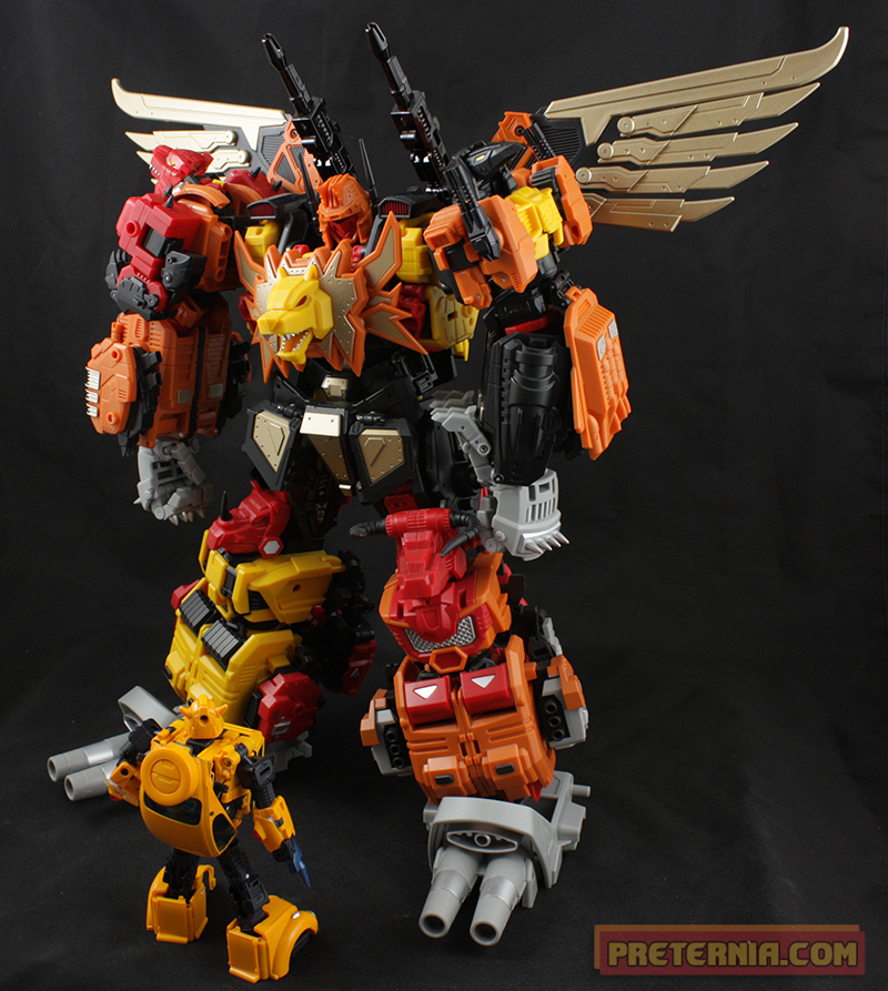 Mastermind Creations MMC Feral Rex Complete