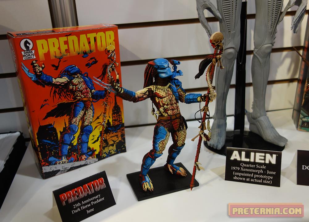 Toy Fair 2015 NECA Predator