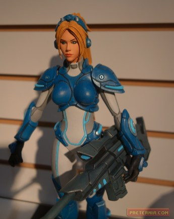 NECA Blizzard Heroes of the Storm Nova Toy Fair 2015